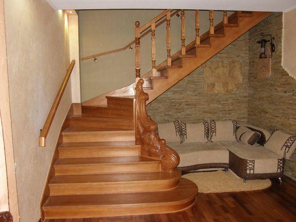 Заказать деревянную лестницу в Севастополе