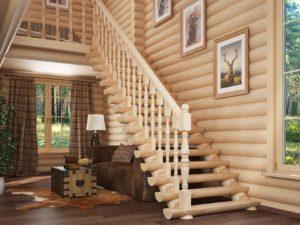 Деревянные лестницы в Севастополе – реализуем ваши интерьерные мечты!